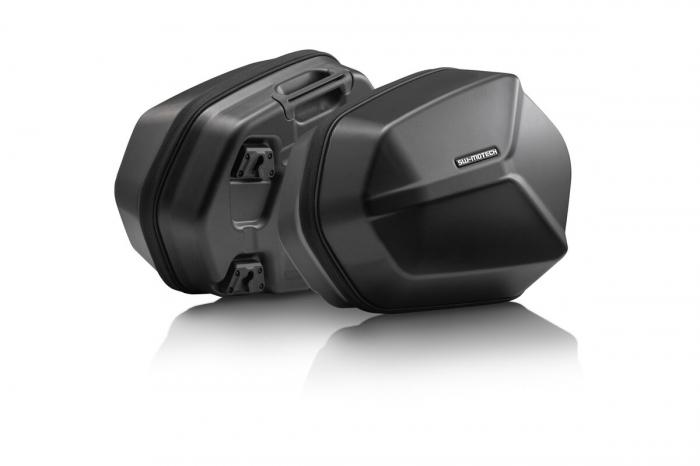 Sistem Genti Laterale Aero ABS 2x25 l Yamaha Tracer 9 (20-) [0]