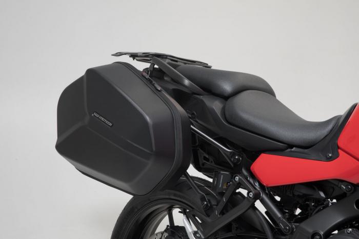 Sistem Genti Laterale Aero ABS 2x25 l Yamaha Tracer 9 (20-) [6]