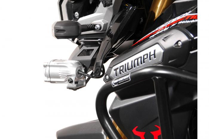 Sistem montare proiectoare ceata negru. Triumph Tiger 1200 Explorer (12-). [2]