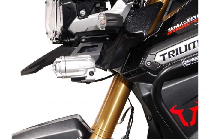 Sistem montare proiectoare ceata negru. Triumph Tiger 1200 Explorer (12-). [1]