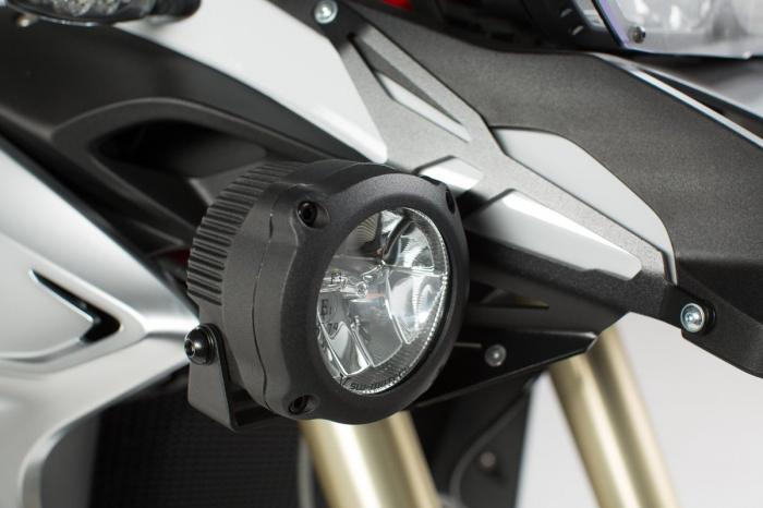 Sistem montare proiectoare ceata pentru BMW F 800 GS (12-). Negru [1]