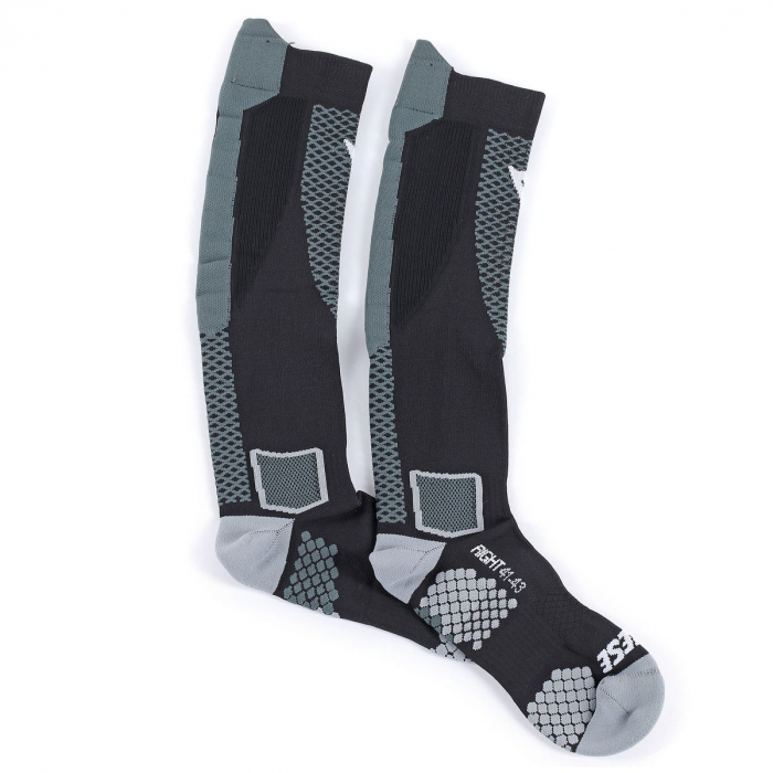 DAINESE D-CORE HIGH SOCK BLACK/ANTHRACITE marime S [0]