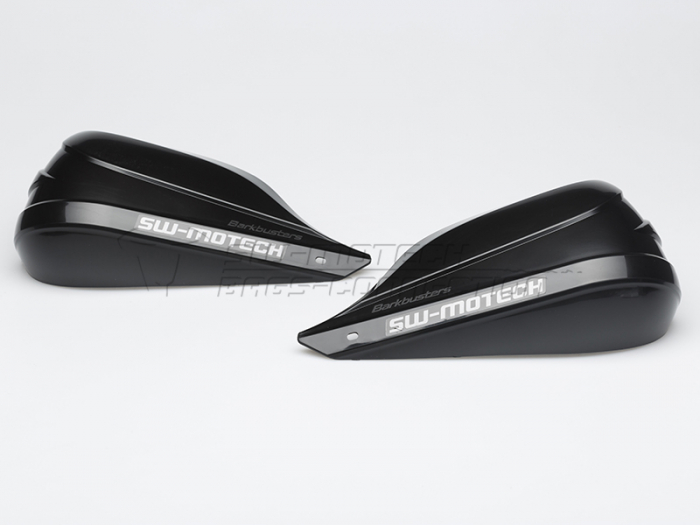 STORM Protectii Maini Kit Negru BMW G 650 GS / Sertao. 0