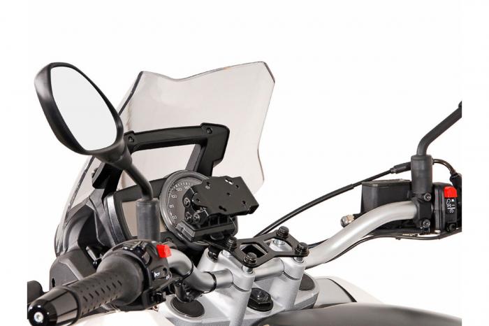 Suport cu absorbant soc pentru GPS BMW G 650 GS 2011- [1]