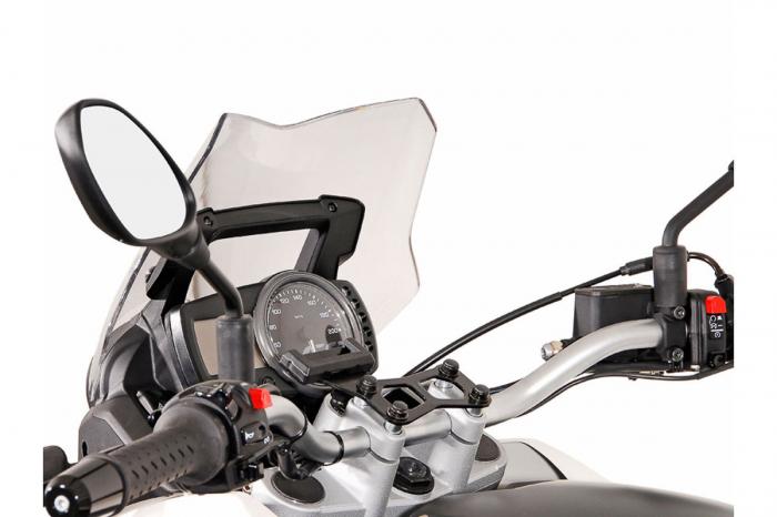 Suport cu absorbant soc pentru GPS BMW G 650 GS 2011- [2]