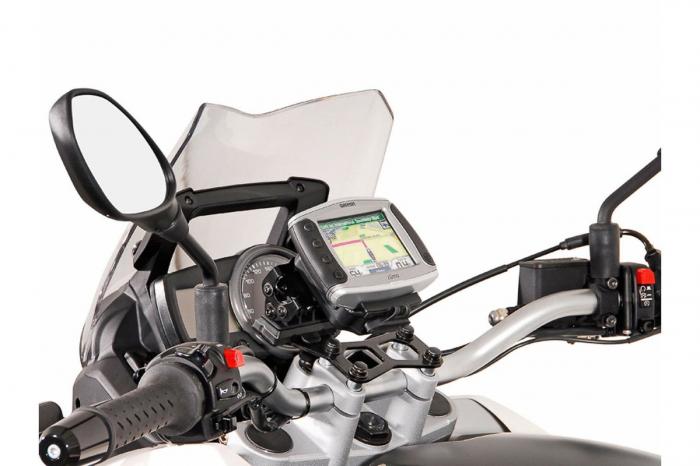 Suport cu absorbant soc pentru GPS BMW G 650 GS 2011- [0]