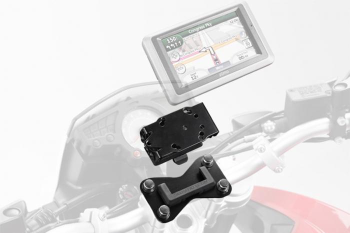 Suport cu absorbant soc pentru GPS BMW K 1200 GT 2003-2008 0