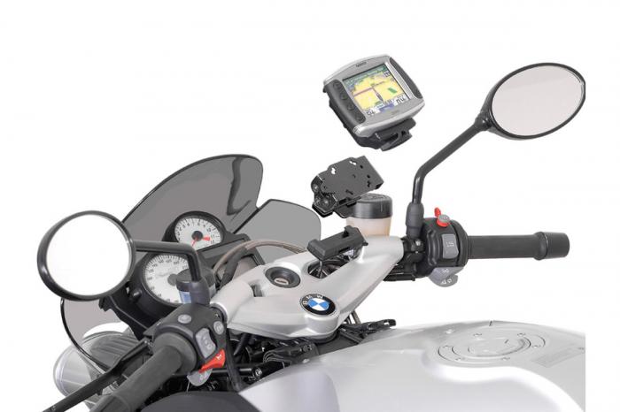Suport cu absorbant soc pentru GPS BMW K 1200 R 2005-2008 0
