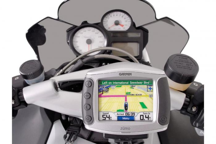 Suport cu absorbant soc pentru GPS BMW K 1200 R 2005-2008 4