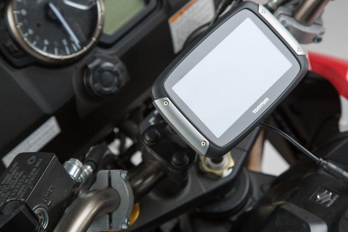 Suport cu absorbant soc pentru GPS Suzuki V-Strom 1000 2014- [0]