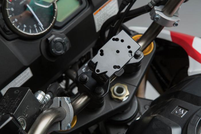 Suport cu absorbant soc pentru GPS Suzuki V-Strom 1000 2014- [2]