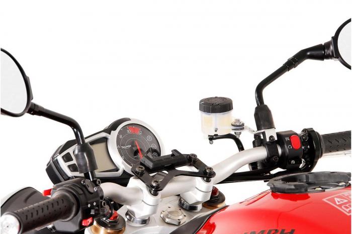 Suport cu absorbant soc pentru GPS Triumph Speed Triple 1050 2010- [2]
