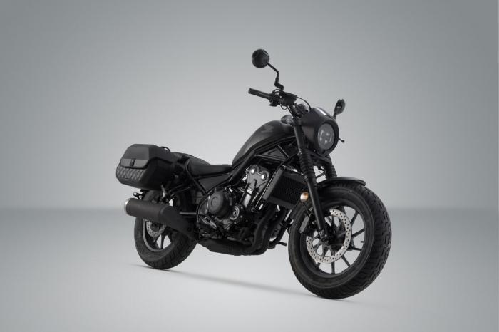 Suport geanta SLH LH2 stanga Honda CMX500 Rebel (16-). [1]