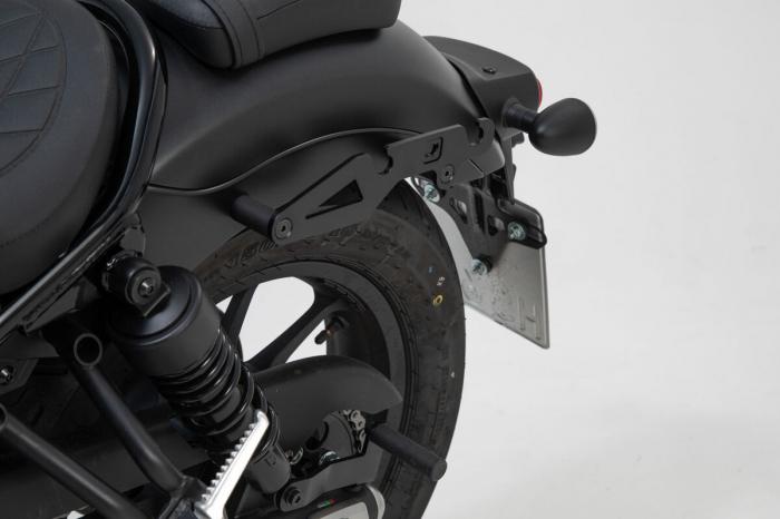 Suport geanta SLH LH2 stanga Honda CMX500 Rebel (16-). [3]