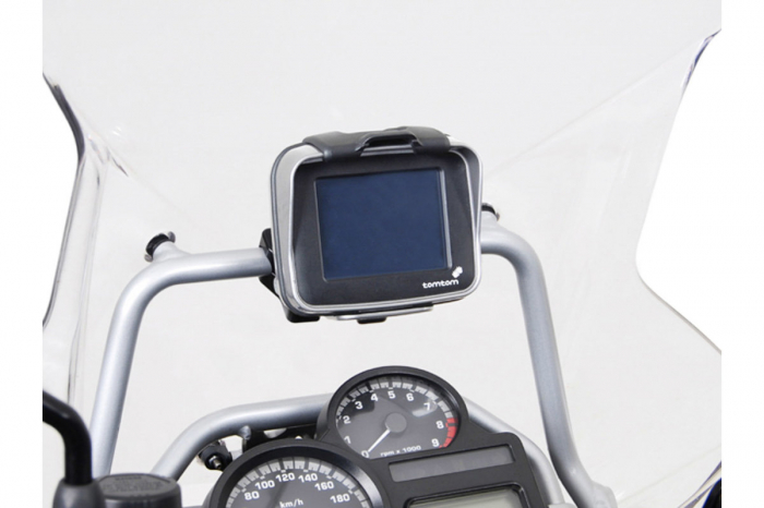 Suport navigatie cu absorbant soc BMW R 1200 GS Adventure (08-). [1]