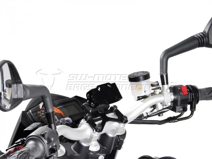 Suport Quick-Lock cu absorbant soc pentru GPS Beta 400 RR 2009-2013 1