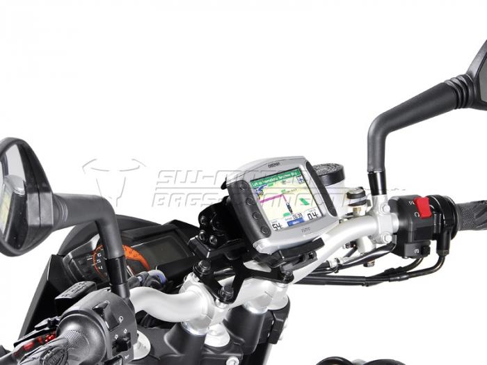 Suport Quick-Lock cu absorbant soc pentru GPS Beta 400 RR 2009-2013 0