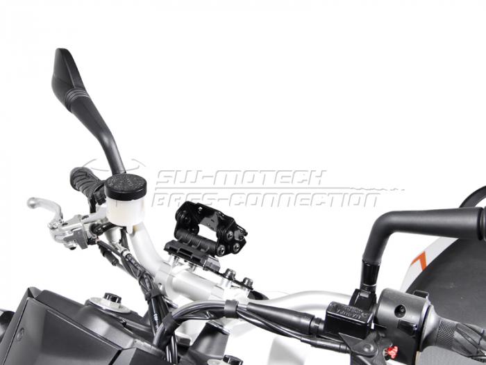 Suport Quick-Lock cu absorbant soc pentru GPS Beta 400 RR 2009-2013 3