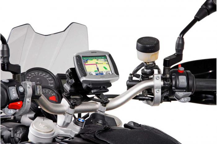 Suport Quick-Lock cu absorbant soc pentru GPS BMW F 650 GS Twin 2007-2011 0