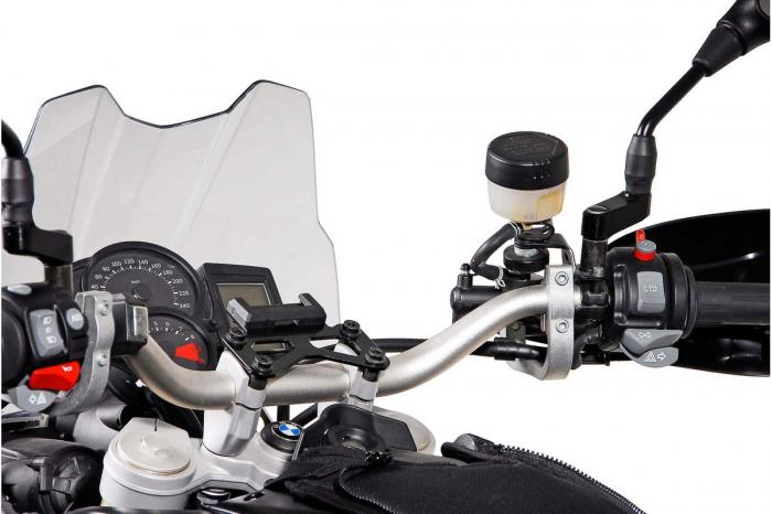 Suport Quick-Lock cu absorbant soc pentru GPS BMW F 650 GS Twin 2007-2011 2