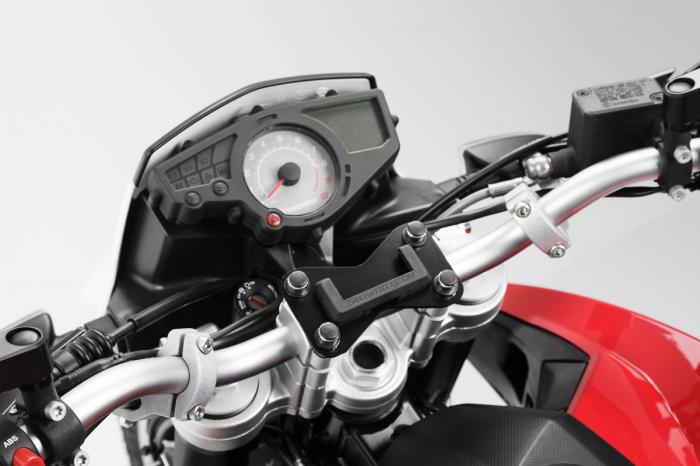 Suport Quick-Lock cu absorbant soc pentru GPS BMW F 800 GT 2012- [3]