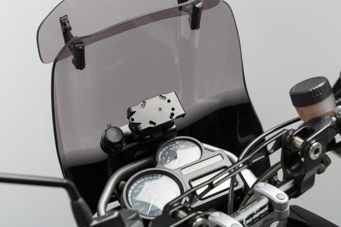 Suport Quick-Lock cu absorbant soc pentru GPS BMW R 1200 GS 2008-2012 [1]