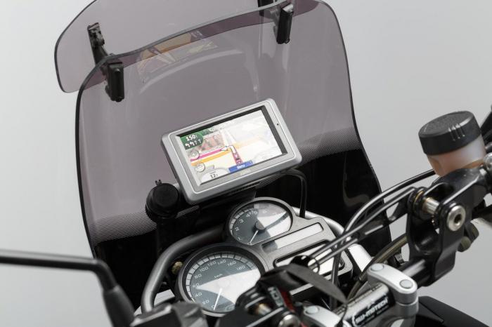 Suport Quick-Lock cu absorbant soc pentru GPS BMW R 1200 GS 2008-2012 [0]