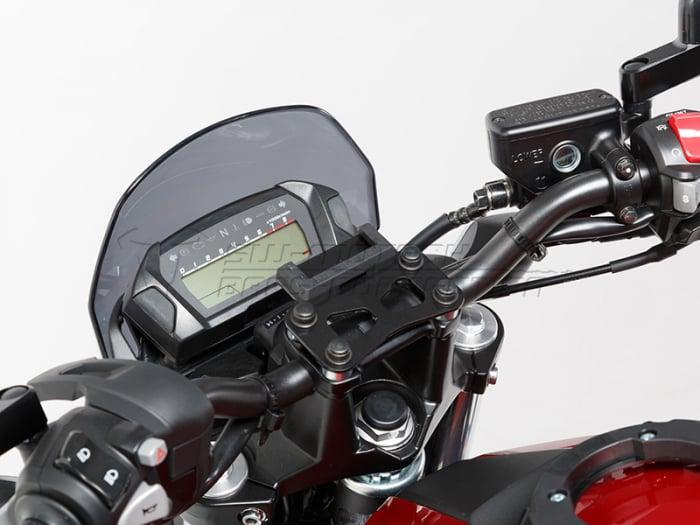 Suport Quick-Lock cu absorbant soc pentru GPS BMW R 1200 R 2007-2010 1