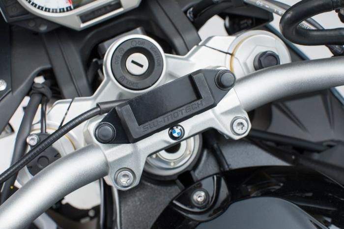 Suport Quick-Lock cu absorbant soc pentru GPS BMW S 1000 XR 2015- GPS.07.646.11201/B 2