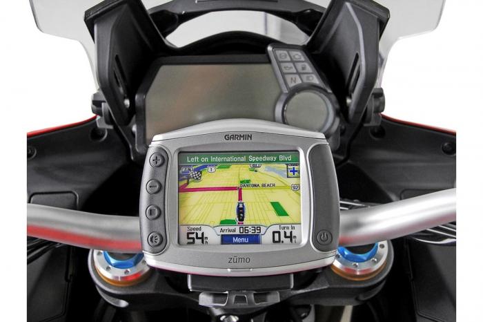 Suport Quick-Lock cu absorbant soc pentru GPS Ducati Multistrada 1200 2010-2012 [3]