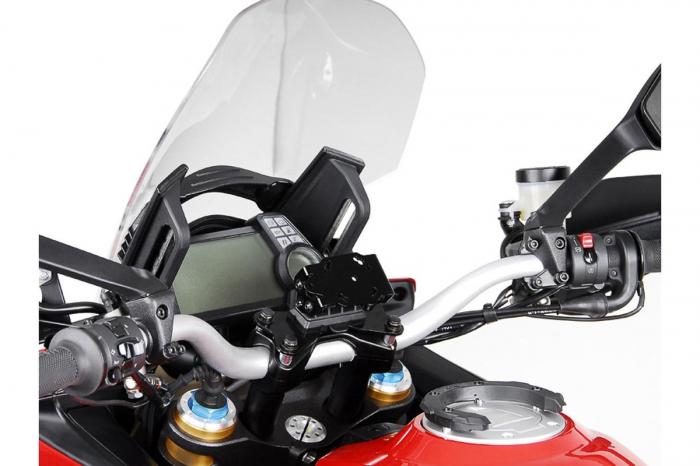Suport Quick-Lock cu absorbant soc pentru GPS Ducati Multistrada 1200 2010-2012 [1]