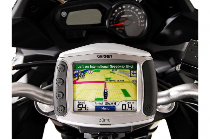 Suport Quick-Lock cu absorbant soc pentru GPS Honda CB 1300 2003-2009 [3]