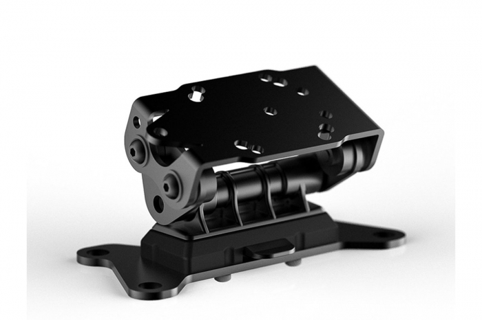 Suport Quick-Lock cu absorbant soc pentru GPS Kawasaki GTR 1400 2007-2008 0
