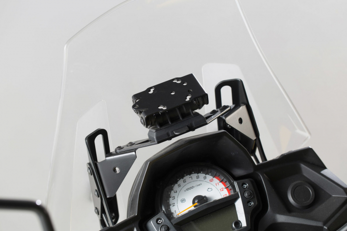 Suport Quick-Lock cu absorbant soc pentru GPS Kawasaki Versys 650 2015- [1]