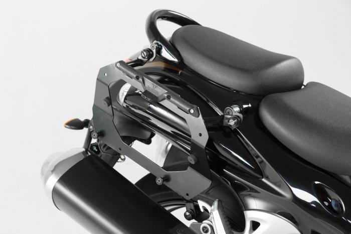 Suport Side Case Evo Pentru genti Givi/Kappa prindere Monokey Suzuki GSX R 1300 Hayabusa 2008- [4]
