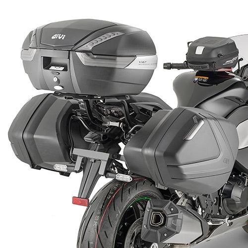 Suport Side Case Givi Specific pentru V35, V37 Kawasaki Ninja 1000 SX (20) [0]
