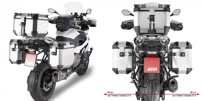 Suport Side Case MONOKEY BMW S1000XR [0]