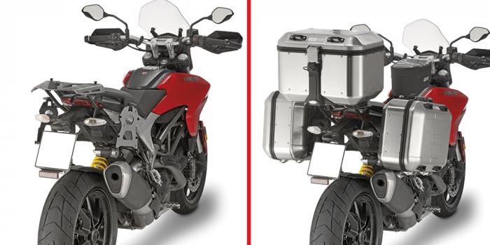 Suport Side Case Monokey Ducati Hyperstrada 939 [0]