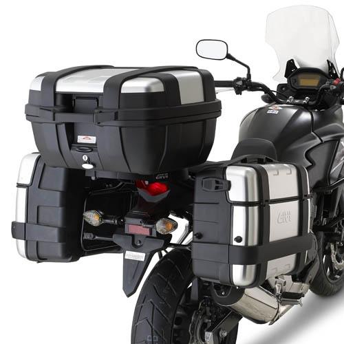 Suport Side Case MONOKEY Honda CB 500 X (2013) PL1121 [0]