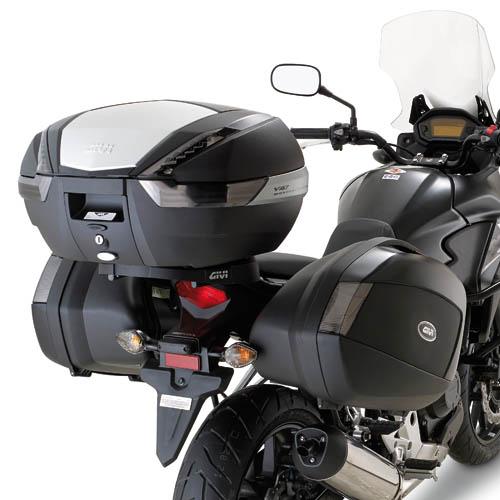Suport Side Case MONOKEY Honda CB 500 X (2013) PLX1121 [0]