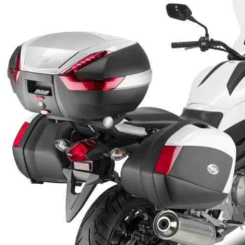 Suport Side Case MONOKEY Honda NC 700 X '12 PLX1111 [0]