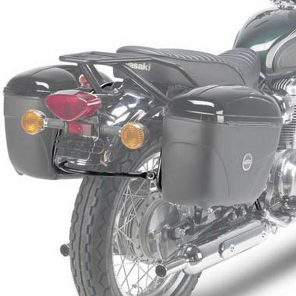 Suport Side Case MONOKEY Kawasaki W800 (2011) [0]