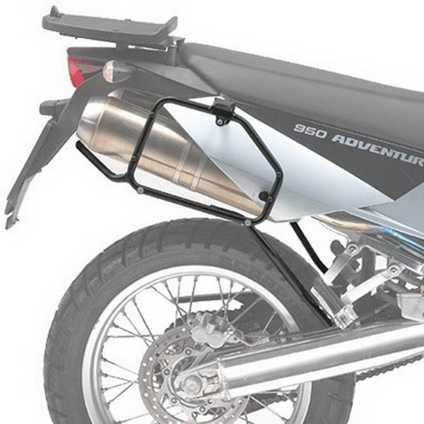 Suport Side Case MONOKEY KTM 950 Adventure [0]