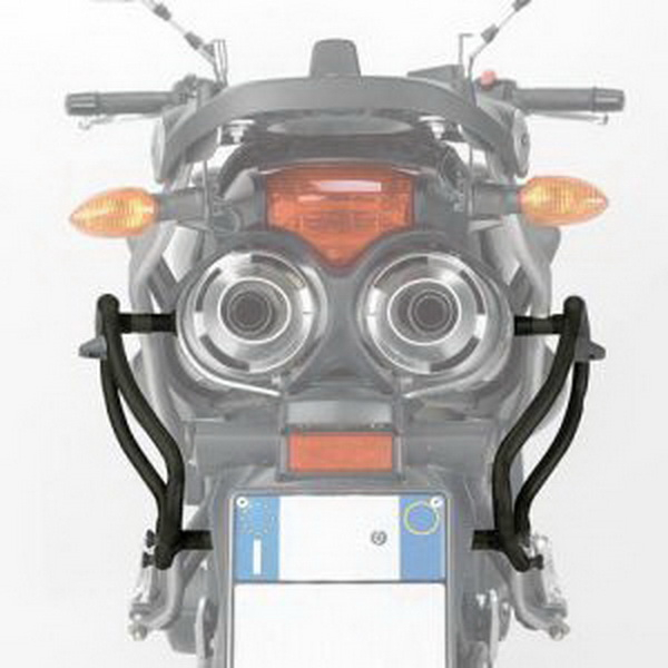 Suport Side Case MONOKEY Suzuki DL 650 V-Strom [0]