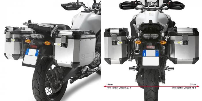 Suport Side Case Monokey Yamaha XT 1200Z (10>15) [0]