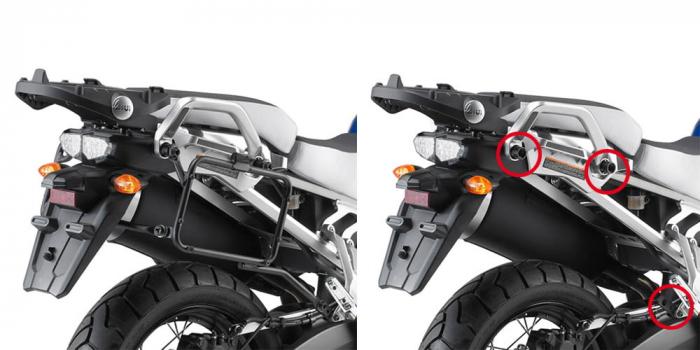 Suport Side Case Monokey Yamaha XT 1200ZE (14>15) [0]