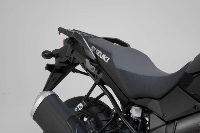 Suport Side Case PRO negru. Suzuki V-Strom 1000 (14-19). [3]