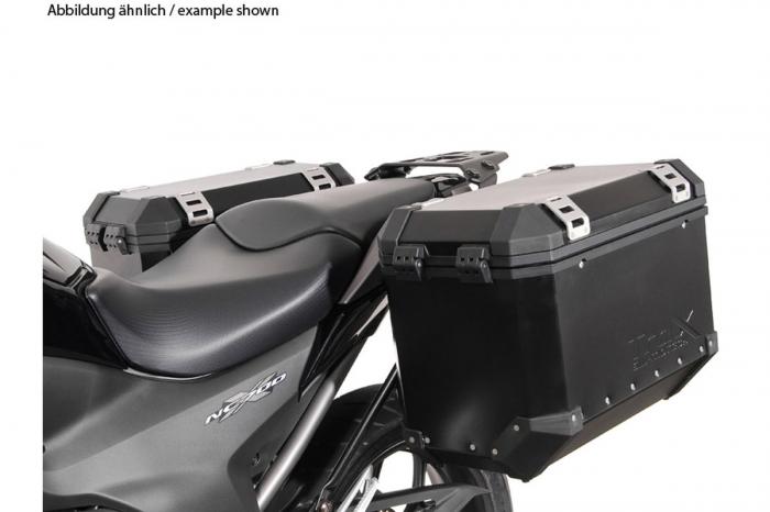 Suport Side Case Quick-Lock Evo Honda NC 700 S / SD 2011- 0