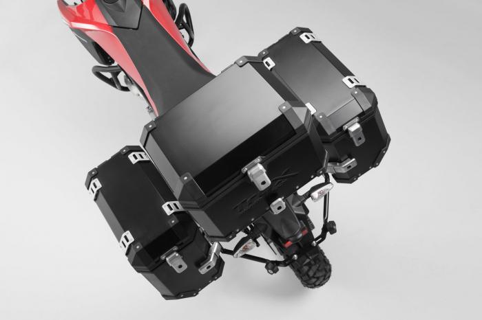 Suport Side Case Quick-Lock Evo Husqvarna TR 650 Strada 2012- [1]