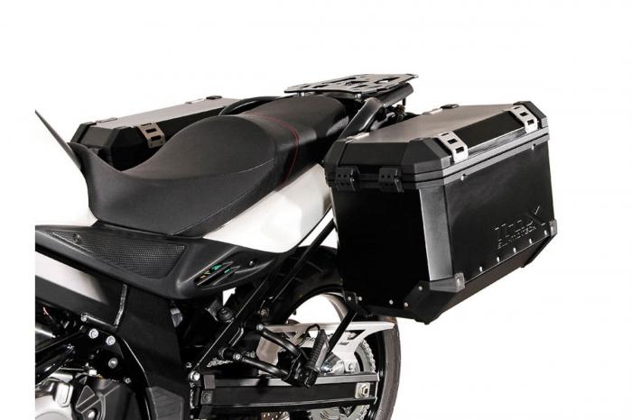 Suport Side Case Quick-Lock Evo Suzuki DL 650 V-Strom / V-Strom 650 XT 2011- [0]